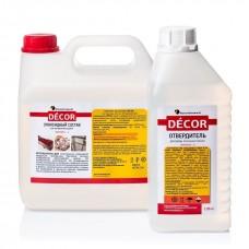 Прозрачная эпоксидная смола EpoximaxX DECOR, 4 кг.