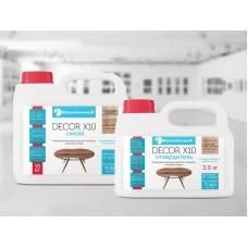 Прозрачная эпоксидная смола EpoximaxX DECOR X10, 13,5 кг.
