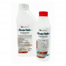 Прозрачная эпоксидная смола EpoximaxX Rivertek, 1,35 кг.